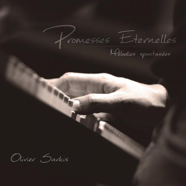 Couverture de Promesses Eternelles - Olivier Sarkis